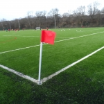 3G Rugby Pitch Construction in Armsdale 1