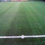 3G Rugby Pitch Construction in Bettisfield 1