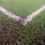 Artificial Rugby Pitch Resurface in Bronwydd 12