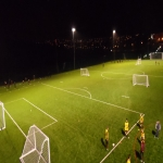 3G Rugby Pitch Construction in Craigavon 9