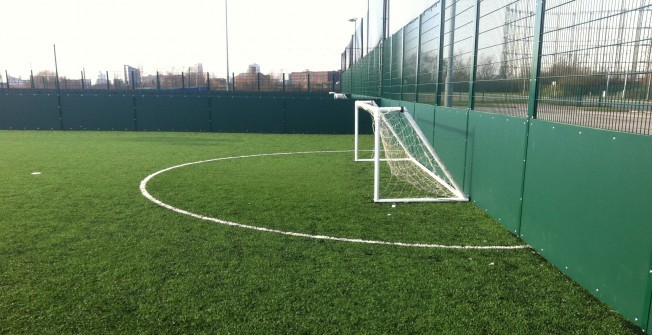 Rugby Surfacing Manufacture in Fazakerley